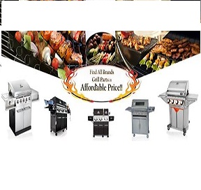 High Quality Grillrite BBQ Grill Parts, Barbecue Replacement Grill Parts for Grills
