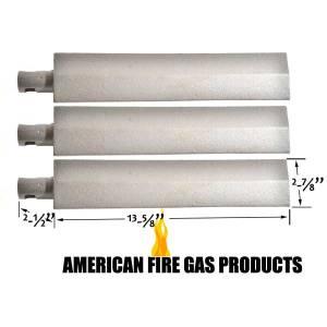 3 PACK CAST IRON BURNER FOR FLEXFIRE FLX3, FLX4R, FLX4R, FLX4RN, FLX5, FLX5R, FLX5RN GAS MODELS